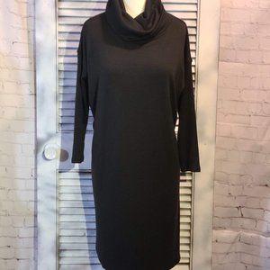 Gap Sm Turtleneck Sweater Dress